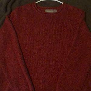 Red Croft&Barrow sweater